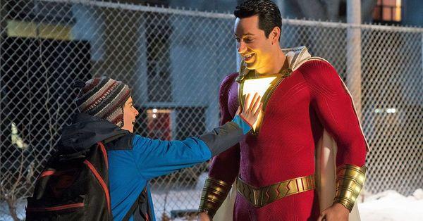 Shazam! Ein Hoffnungsschimmer für DC?