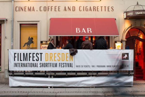 Das KiK zu Gast beim Filmfest Dresden